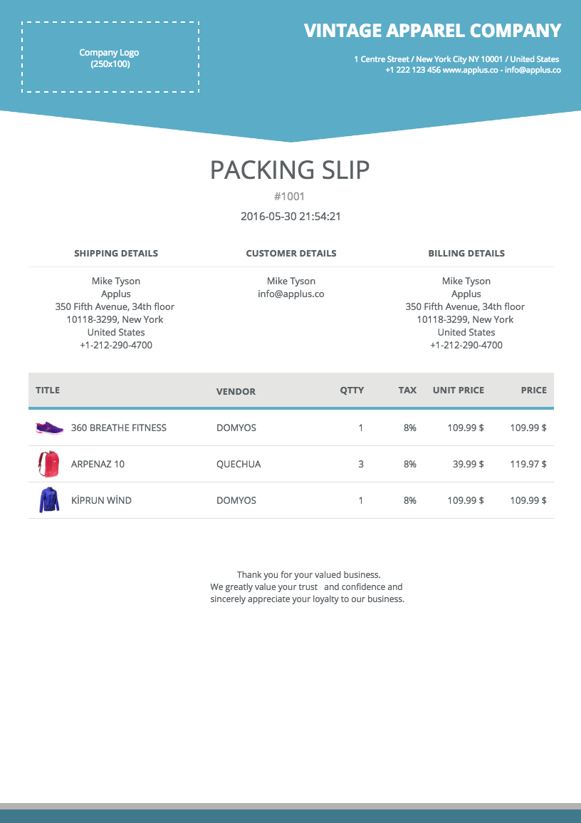 Softify Premium Shopify Apps Easy Invoice